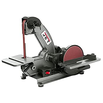 Image of Home Improvements Jet Tools - J-4002 1 x 42 Bench Belt and Disc Sander (577003)