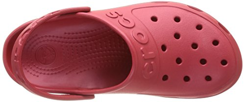 Sabots Adulte Rouge pepper Clog Hilo Mixte Crocs 7nOZW7