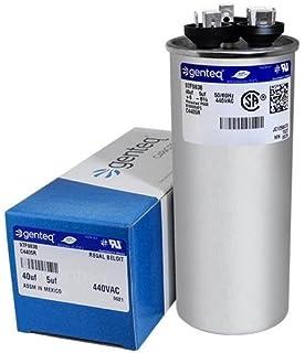 Amazon com: GE Capacitor Round 30/4 uf MFD 370 volt 97F9836