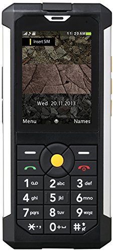 Caterpillar B100 Unlocked GSM Military Grade + IP67 Certified Smartphone - - Tty Att Telephone