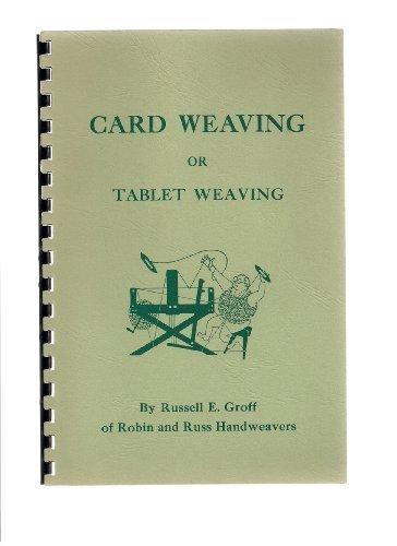 Card Weaving or Tablet Weaving