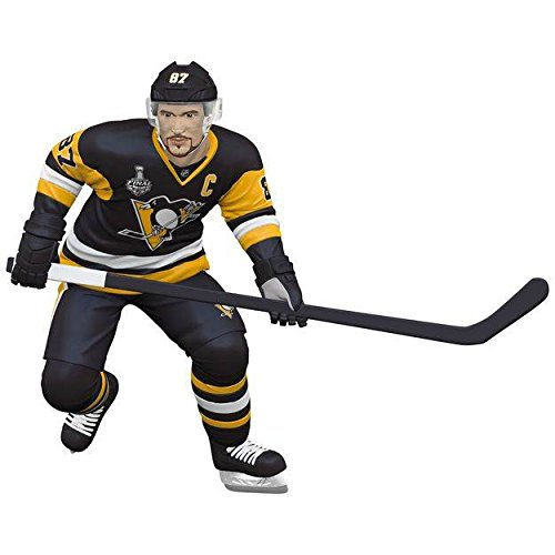 NHL Pittsburgh Penguins Sidney Crosby Ornament Hallmark 2017