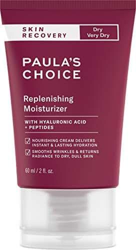 Facial Moisturizer: Paula's Choice Replenishing Moisturizer