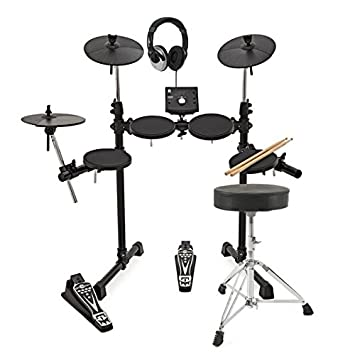 Digital Drums 400 Compact Electronic Drum Kit Package Deal