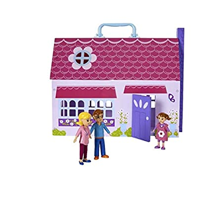 Imaginarium Daisy Dollhouse: Toys & Games