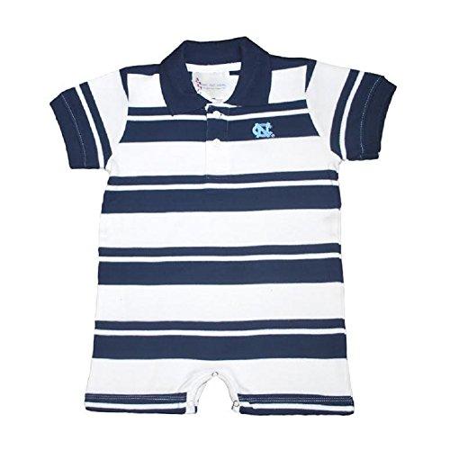Baby Boys North Carolina Tar Heels Rugby Romper Size 18 Months