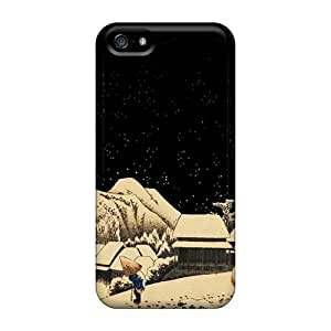 AaronBlanchette Iphone 5/5s Scratch Resistant Cell-phone Hard Cover Unique Design Fashion Breaking Benjamin Skin [QRR16335Qagw]