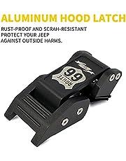 TUZILLA Aluminum Hood Latches Catch Kit