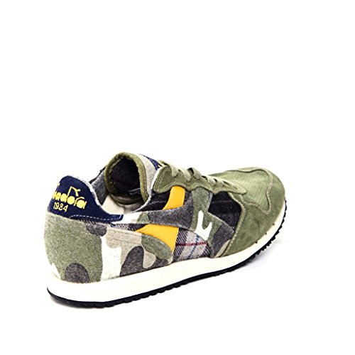 Diadora Men's Trainers Green Green Mushroom green mushroom dRpvBPxX6
