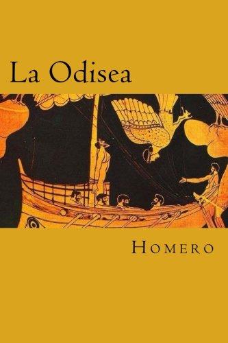 La Odisea (Worldwide Classics) (Spanish Edition)