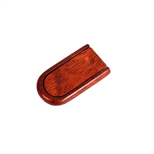 Home-organizer Tech Foldable Wood Finished Smoking Pipe Holder Tobacco Pipe Stand by Home-organizer Tech (Image #1)