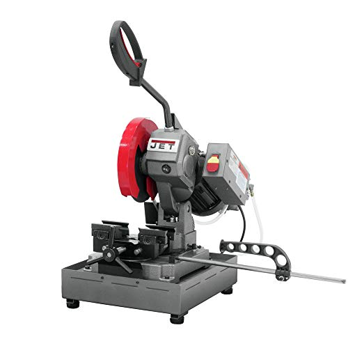 JET J-F225 1-Horsepower 115-Volt 225mm Single Phase Manual Bench Cold Saw by Jet