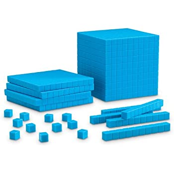 Learning Resources Plastic Base Ten Starter Kit