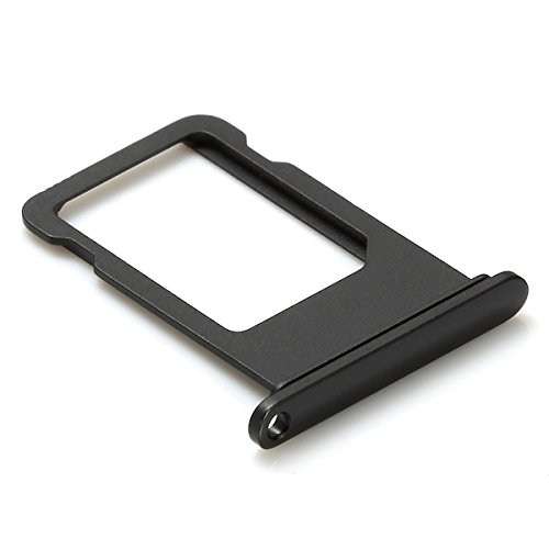 BisLinks Black SIM Card Tray Holder Replacement Part For Apple iPhone 7 Plus by BisLinks® (Image #3)