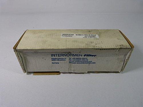 Internormen 300438//02.0660D.10VG.30.HC.E.P Hydraulic Filter Element