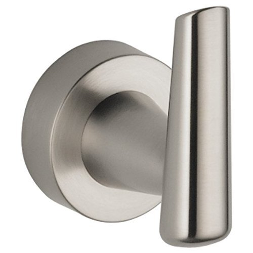 Delta Faucet 77135-SS Compel Robe Hook, Brilliance Stainless Steel