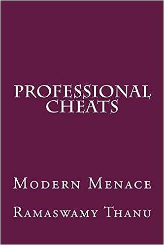 Professional Cheats