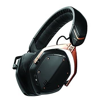 V-MODA Crossfade 2 Wireless Over-Ear Headphone with Qualcomm aptX Rose Gold