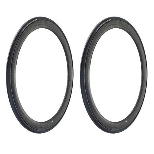 Hutchinson Fusion 5 Performance Tubeless Ready Bike Tires 2-Pack, 700x28, with ElevenSTORM Compound
