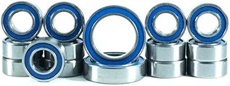 Ruckus DSM Off-Road Sealed Bearing Kit for ECX 1//10 2wd Amp Circuit and Torment 15 Bearings