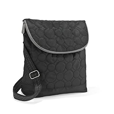 Thirty One Vary You Backpack Purse Black Quilted Dots - 4196 ...