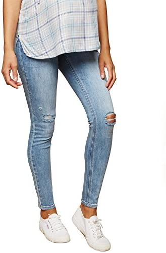 Motherhood Secret Fit vientre Skinny Leg Maternidad jeans