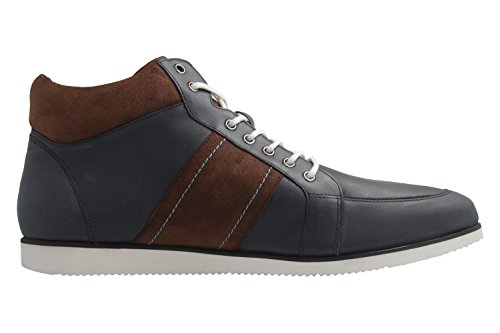 bleu ville homme à bleu Manz lacets pour Chaussures de Sq0w0E