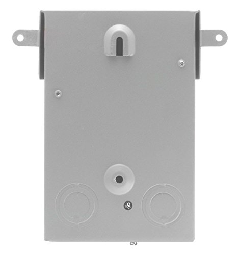 Rheem Disconnect Switch - 60A Non-Fused Metal Top Open #84-25175-05 (pack of 10 items)