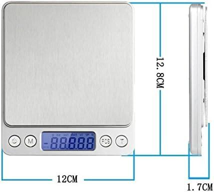 Food Scale Kitchen Digital Weighing 0 1gram to 3000gram