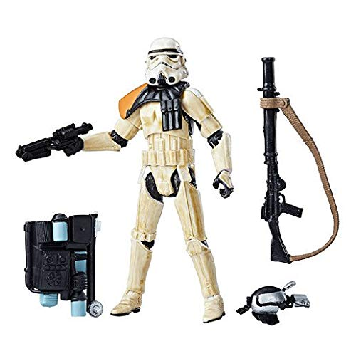 "Star Wars 2017 The Black Series Sandtrooper 3.75/"" Action Figure"