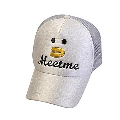 WILLTOO Infant Kids Sun Hat,Boys Girls Cute Animal Embroider Baseball Cap Casual Fashion Hat - Sun Protective