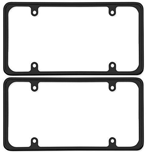 Cruiser Accessories Perimeter, Black (2 Pack) Size: 2 Frames (The Mall Perimeter)