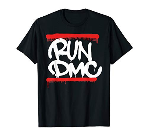 Run DMC Official Graffiti Logo -