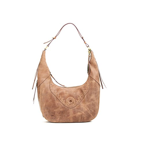 Hobo Saddle Leather Handbags - 5