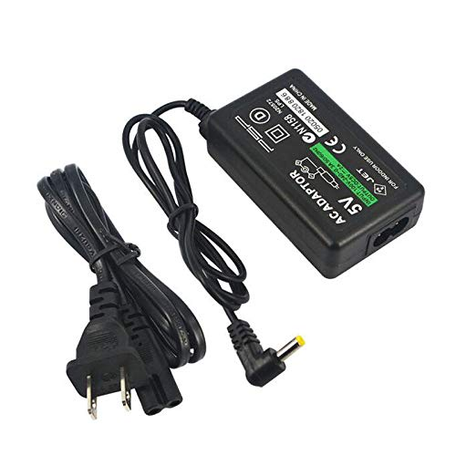 Arsvita AC Adapter Charger Compatible with Sony PSP-110 PSP-1001 PSP 1000 / PSP Slim & Lite 2000 / PSP 3000