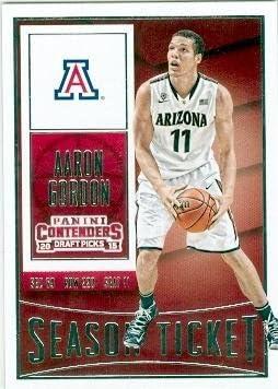 Aaron Gordon basketball card (Arizona Wildcats Orlando Magic JC ...