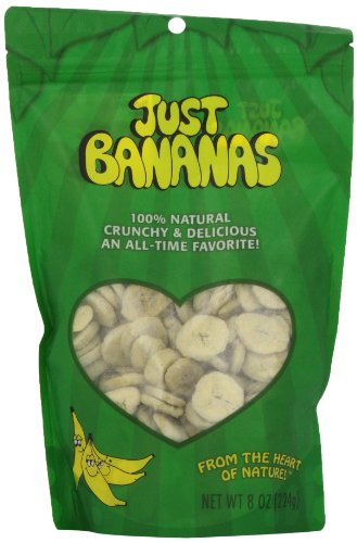 Karen's Naturals Just Tomatoes, Just Gone Bananas 8 Ounce Large Pouch (Packaging May Vary)