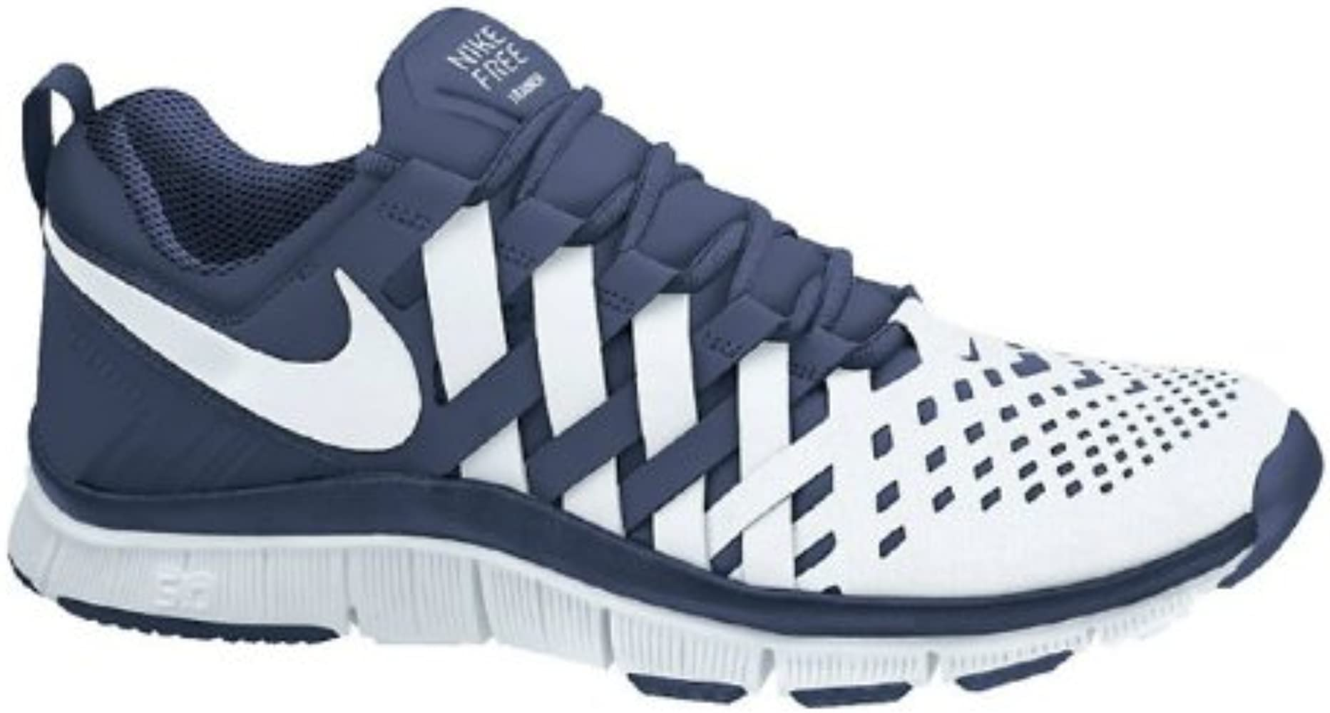 pretty nice af4e6 cbfe2 Amazon.com | Nike Free Trainer 5.0 TB Men's Training/Running ...