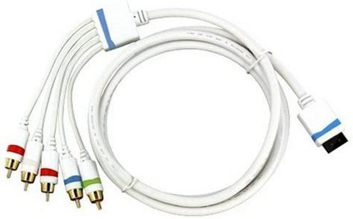 Wii Component Video Cable