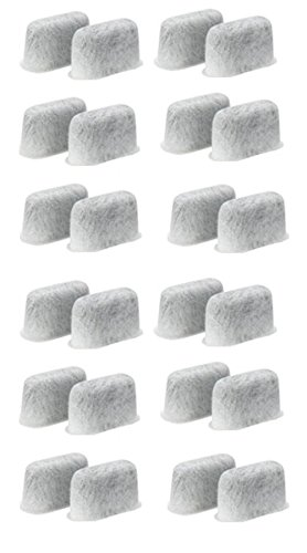 Everyday 24-Replacement Charcoal Water Filters for Cuisin...
