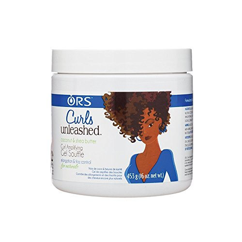 Gel Souffle - ORS Curls Unleashed Amplifying Gel Souffle 16 oz