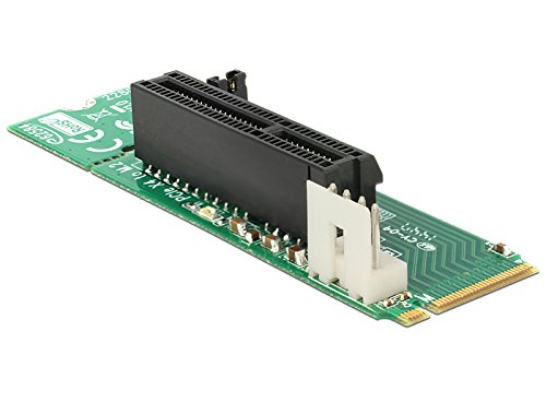 DeLOCK 62584 Internal M.2 interface cards/adapter - Interface Cards/Adapters (PCIe, M.2)
