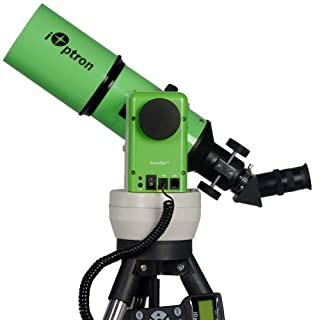 iOptron SmartStar-A-R80 8602G GPS Computerized Telescope with Dual AltAz/EQ Mount (Terra Green) (B0023RRD4O) | Amazon Products