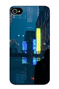 High Quality Nhdddv-3168-mnkusem Dreamfall Chapters The Longest Journey Tpu Case For Iphone 4/4s