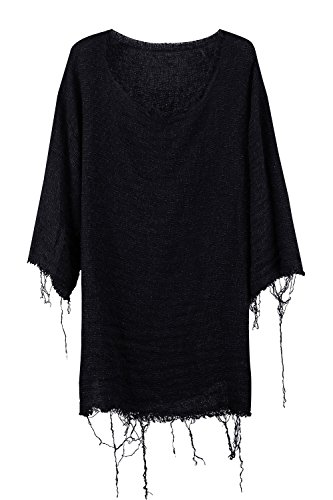 647b8c1c823a23 ByTheR Bold Gothic Gauze Box Line Black Modern Cotton T-shirt - Buy ...