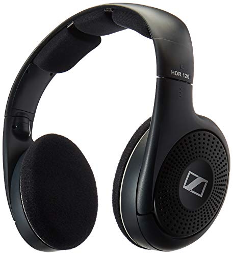 Sennheiser HDR120 Supplemental HiFi Wireless Headphone for RS-120 ()