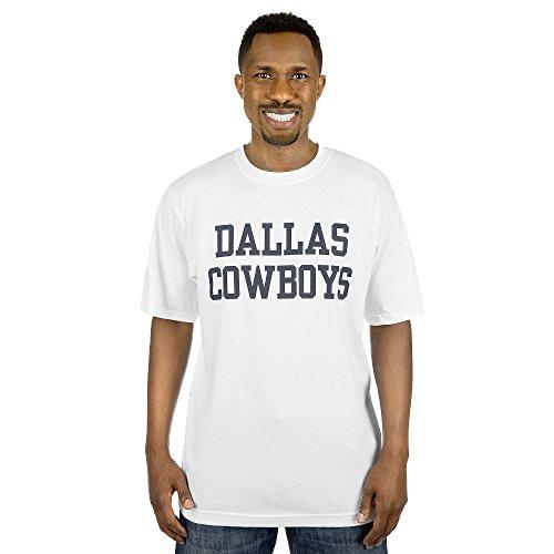 - Dallas Cowboys Coaches T-Shirt (White, L)