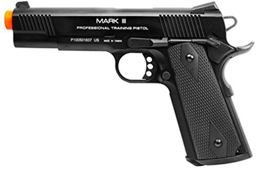 kwa m1911 mkiii ptp blowback, metal gas pistol airsoft gun(Airsoft Gun) by KWA