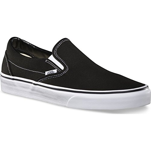 Sneakers Slip-on Unisex Classic Nere