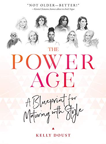 Book Cover: The Power Age: A Blueprint for Maturing with Style